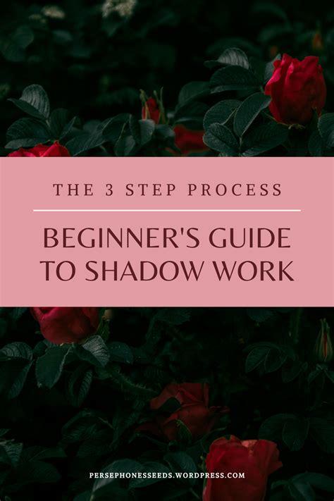 beginners guide  shadow work   shadow work