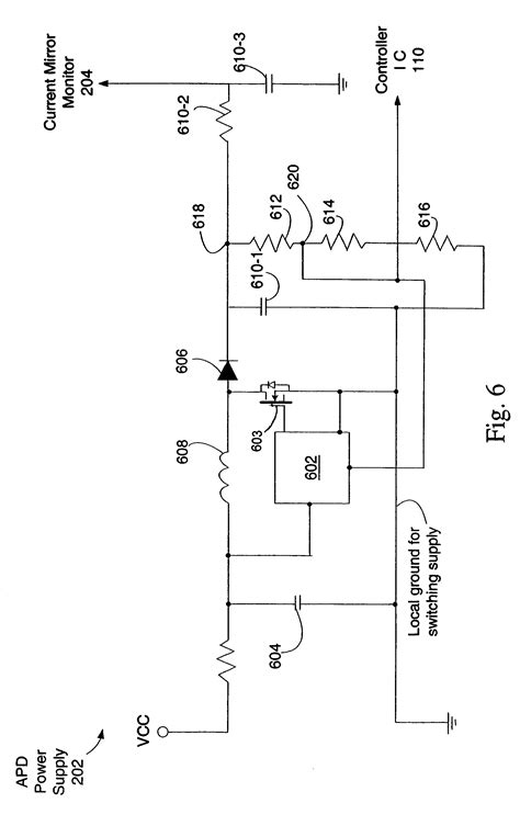 photodiode receiver circuit avalanche photodiode receiver circuit 28 images patent us7155133 avalanche photodiode