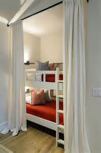 bunk bed with closet tips for squeezing in more guest beds