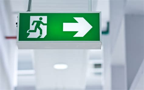 exit light emergency light testing what you need to