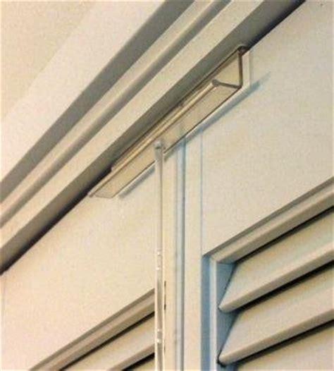 Pantry Door Child Lock by S Helper Slide Lok Bi Fold Door Lock Pantry Cabinet