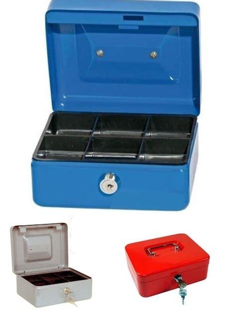 cassetta portamonete cassetta di sicurezza in ferro porta monete valori