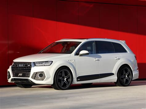 Audi Qs 5 by Fotos De Audi Abt Qs7 2016