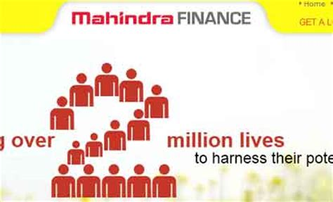 mahindra fainance mahindra mahindra financial quarterly net profit up 22