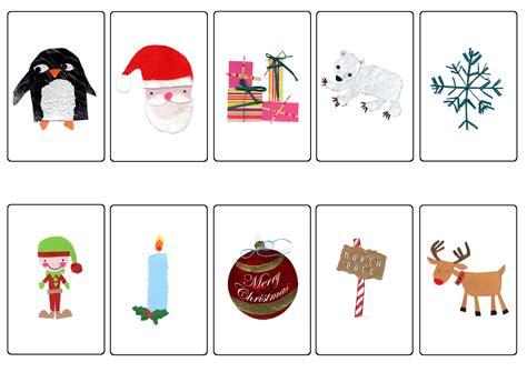 printable christmas memory cards printable articulation360 page 2