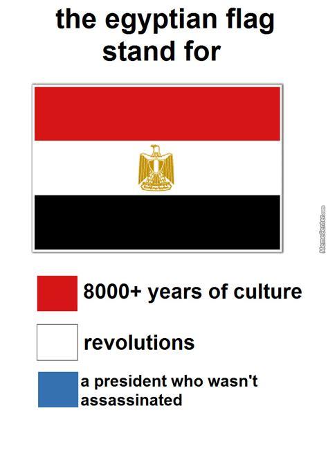 Flag Meme - the egyptian flag by ayayayaya meme center