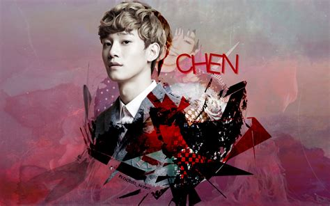 wallpaper exo chen chen exo wallpaper by enjoyel inspirit