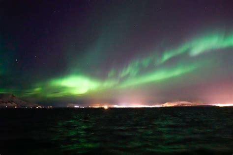 northern lights iceland map golden circle aurora surprise minibus tour