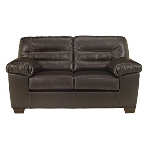 Big Lots Loveseat by View Signature Design By 174 Proclaim Bonded Leather