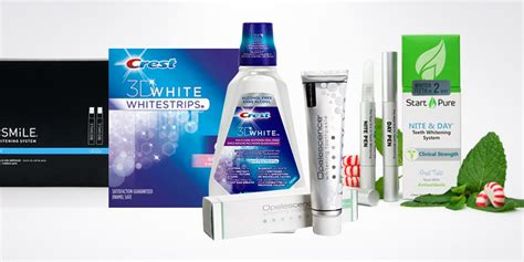 teeth whitening products askmen