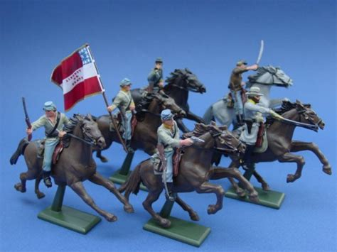 stuart s cavalry in the gettysburg caign classic reprint books britains deetail confederate soldiers general jeb