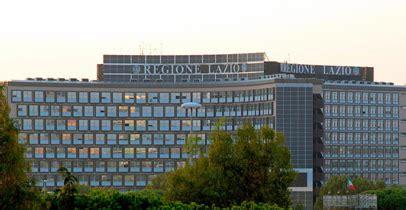 sede regione lazio roma regione lazio patrimonio immobiliare regionale sala