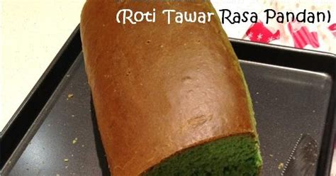 widya sri rusdianti s kitchen pandan plain bread roti