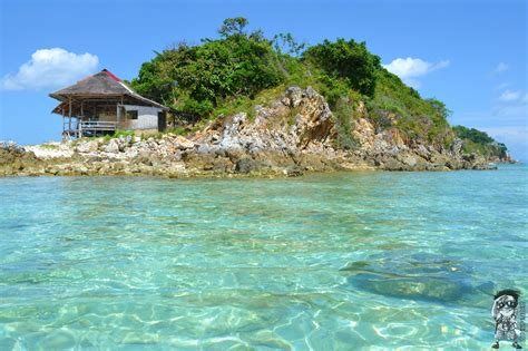 scow island coron island hopping islands of bulog banana and