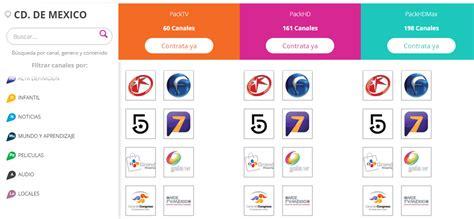 programacion izzi mexico paquetes ver canales online hd cablevisi 243 n programaci 243 n de tv guia 2018