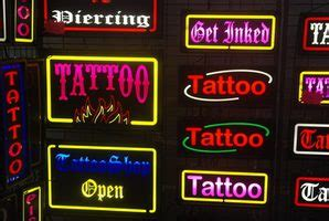 online tattoo training courses online tattoo certification ehow