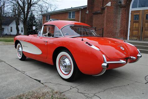 Corvette Sweepstakes - saint bernard classic corvette giveaway is offering a 1957 corvette corvette sales