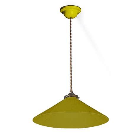 Green Ceiling Light Hanging Ceiling Pendant Light Olive Green Ceramic Shade