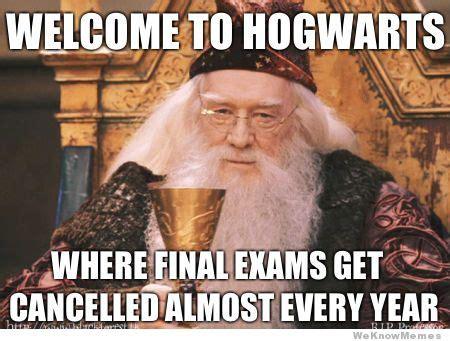 Hogwarts Meme - nerdy stuff the storm project