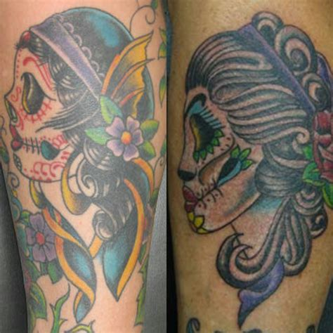 warlock tattoo designs byron s color portfolio warlock s raleigh nc