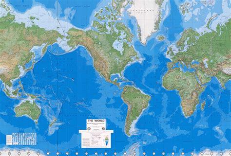 world map wallpaper murals world mural wall map wallpaper physical edition
