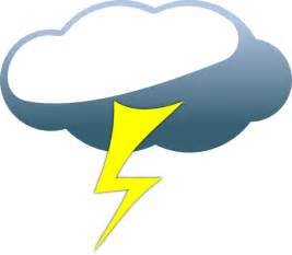 Lighting Clipart Lightning Cloud Clip At Clker Vector Clip