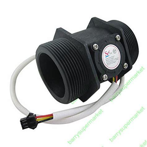 Flow Sensor Protector 10pcs yf dn50 g2 quot inch water flow meter sensor flowmeter caudalimetr counter indicator water