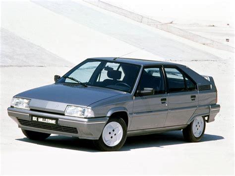 Citroen Bx by Car Citroen Bx