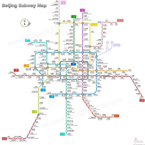 beijing subway map beijing subway map maps of beijing subway and stations