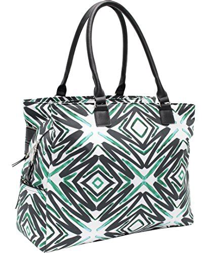 steve madden tribal 4 expandable luggage with spinner wheels