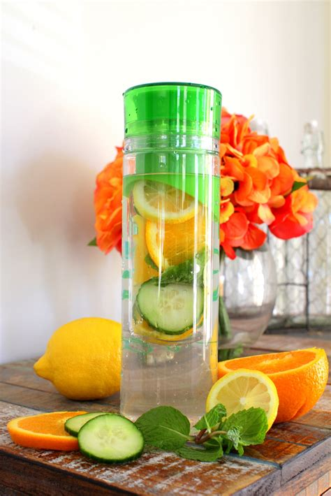 Detox Water by Belly Slimming Detox H2o By Limor