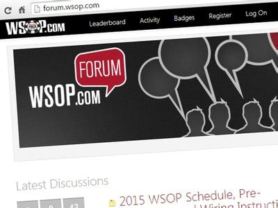 room place customer service wsop opens player support forum