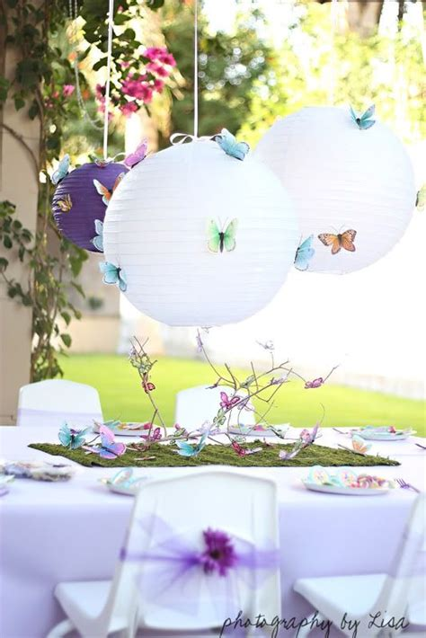 butterfly theme decorations butterfly birthday birthday