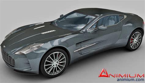 Aston Martin Models by Aston Martin One 77 3d Model Free 3d Models