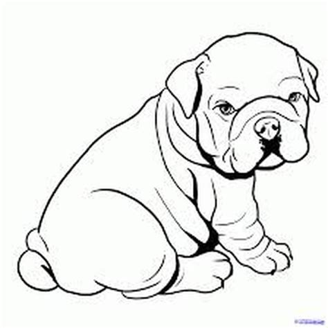 12 Coloring Pages Of Bulldog Print Color Craft Bulldog Coloring Pages