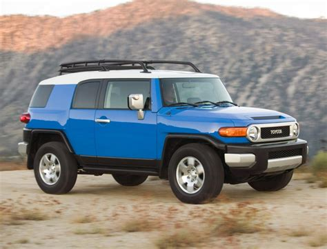 fj cruiser toyota ft 4x concept could preview fj cruiser successor