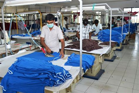 finishing section in garment industry pressing or ironing important finishing process for apparel