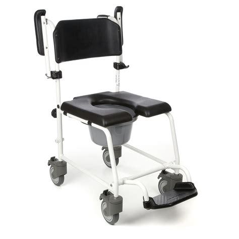 sedia doccia per disabili sedia da doccia cascade h243 invacare
