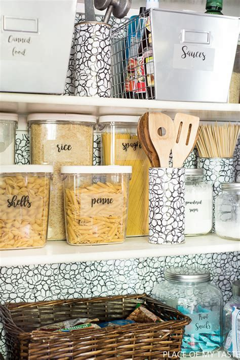 20 clever small kitchen storage ideas organization and 20 creative pantry organization ideas hey fitzy