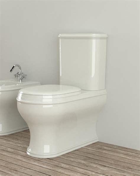 charme nostalgie toilette mit aufsatzsp 252 lkasten - Toilette Mit Fön