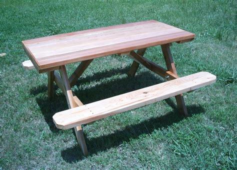 swinging picnic table swinging picnic table
