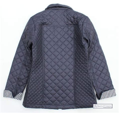 S Navy Quilted Jacket by S Navy Blue Quilted Jacket Lightweight The