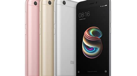 Sold Redmi 5a Pesanan xiaomi redmi 5a launched in india price starts at rs