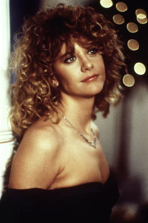 meg ryans curls in the woman meg ryans perm in the women 11 iconic perm moments best