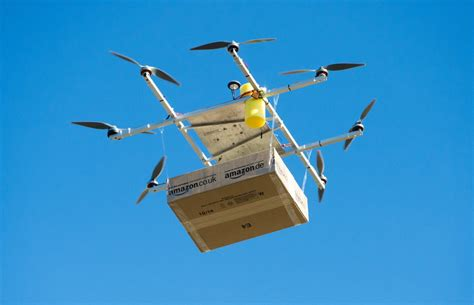 amazon drone amazon is hiring a pilot to test its delivery drones