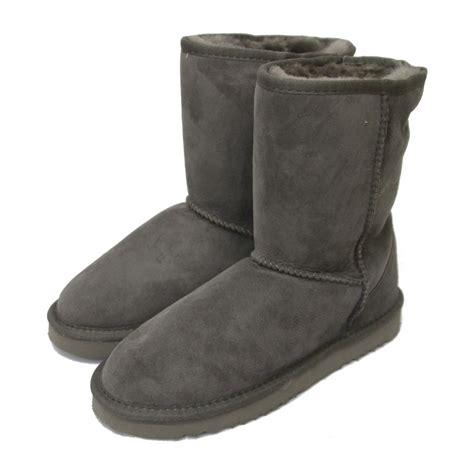 sheepskin boots for sheepskin boots grey