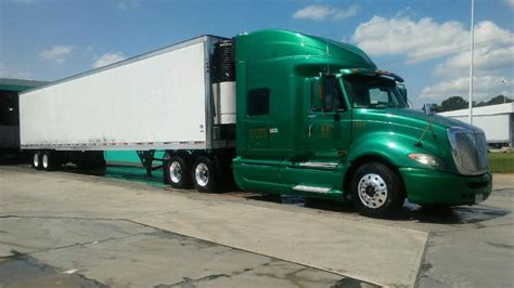 truck wi refrigerator truck