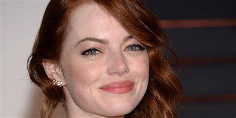 emma stone facebook emma stone says her heart swells up when she hears