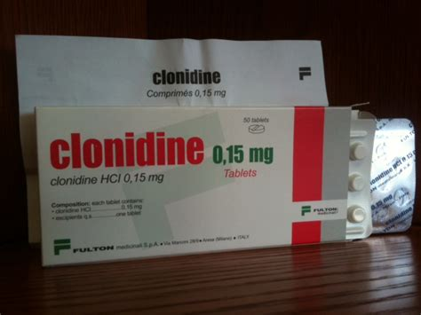 Clonidine Detox Protocol by Clonidine For Opiate Withdrawal Opiate Us