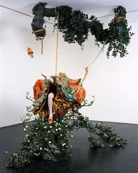 what is the swing yinka shonibare mbe the swing after fragonard